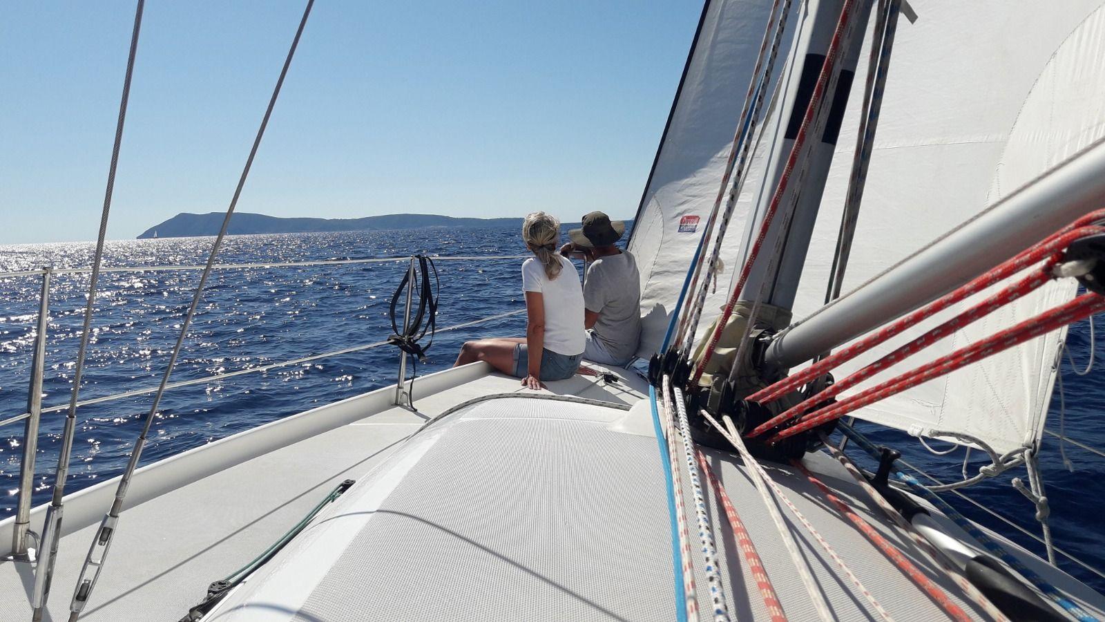 Sailing Vis Croatia