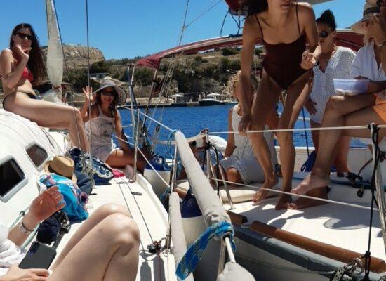 Sailing Vis
